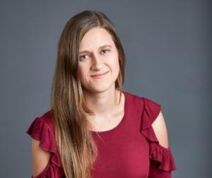 Emily Schmitt (Director of The Chalice)